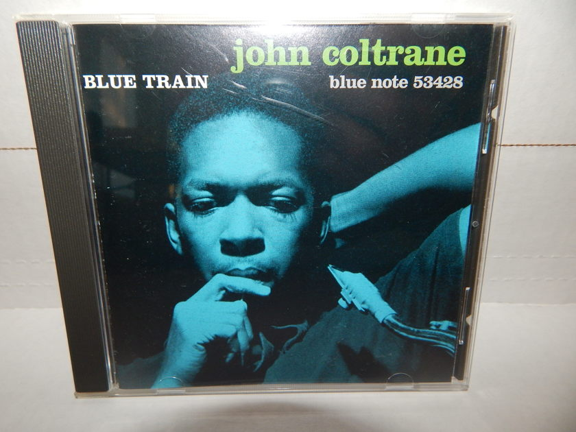 JOHN COLTRANE Blue Train The Ultimate Lee Morgan - Philly Joe Jones Paul Chambers Blue Note 53428  1997 U.S. Superbit Mastering CD NM