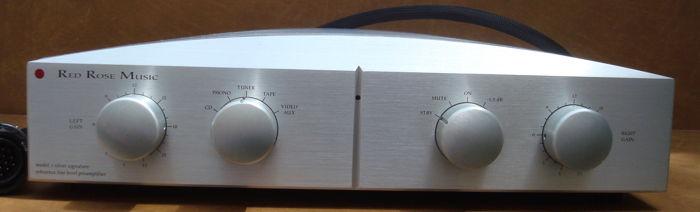 Model 3 Silver Signature Pre-amp