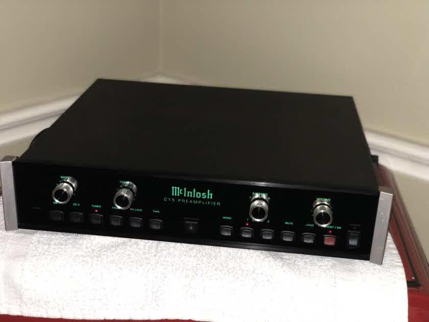 McIntosh C15, MC162, MR85, MVP841