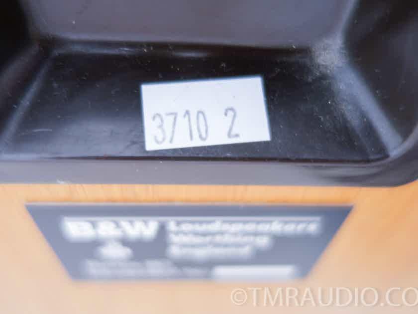 B&W 801 Series 80 Vintage Speakers; Pair Brown Teak; Bowers & Wilkins (3710)