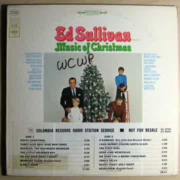 Ed Sullivan Presents - Music Of Christmas -  DJ Promo 1...