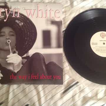 Karyn White The Way I Feel About You Warner Brothers Pr...