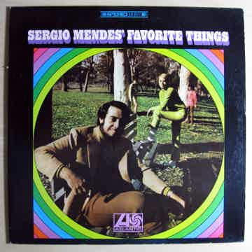 Sergio Mendes Favorite Things