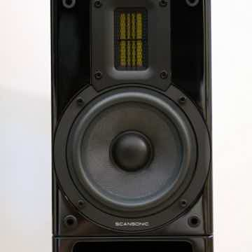 Scansonic  M-5 Mini Monitor - with ultralight ribbon tw...