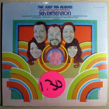 5th Dimension - The July 5th Album - More Hits By The F...