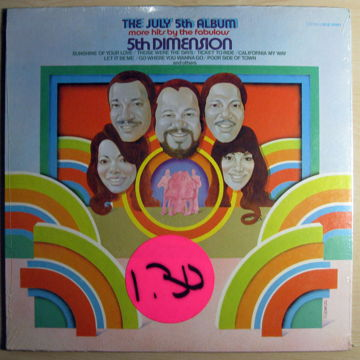 5th Dimension The July 5th Album - More Hits By The Fabulous 5th Dimension