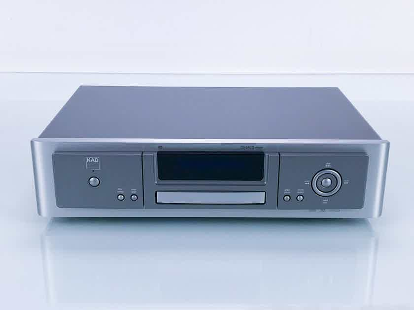 NAD M5 SACD / CD Player; M-5; Remote (17743)