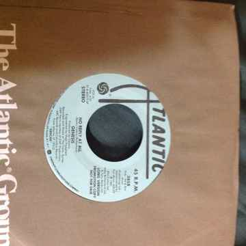 Genesis - No Reply At All Atlantic Records Promo 45 Sin...