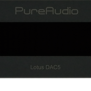 Pure Audio Lotus DAC5