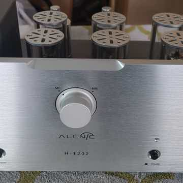 Allnic Audio H-1202 TUBE PHONOSTAGE