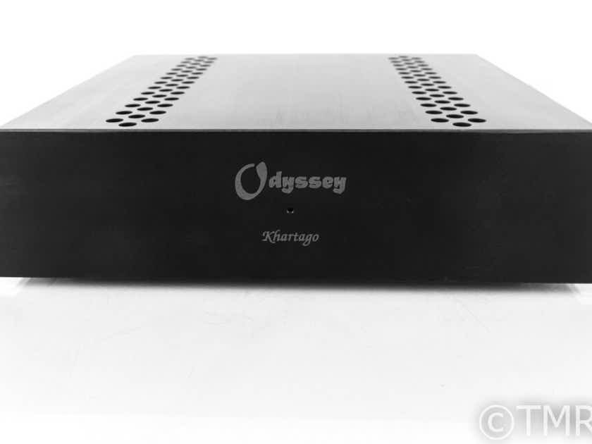 Odyssey Audio Khartago Stereo Extreme Amplifier; SE (21943)