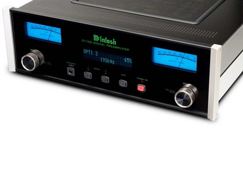 McIntosh D1100 Digital preamp