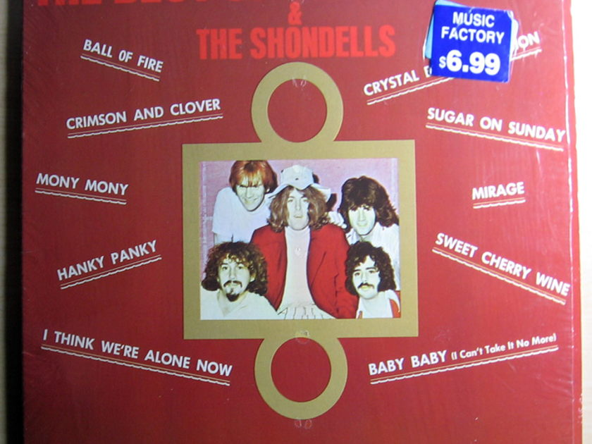 Tommy James & The Shondells - The Best Of Tommy James & The Shondells - 1987 Resissue  Roulette ‎SR42040