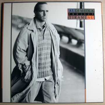 Al Di Meola Project - Tirami Su - 1987 Manhattan Record...