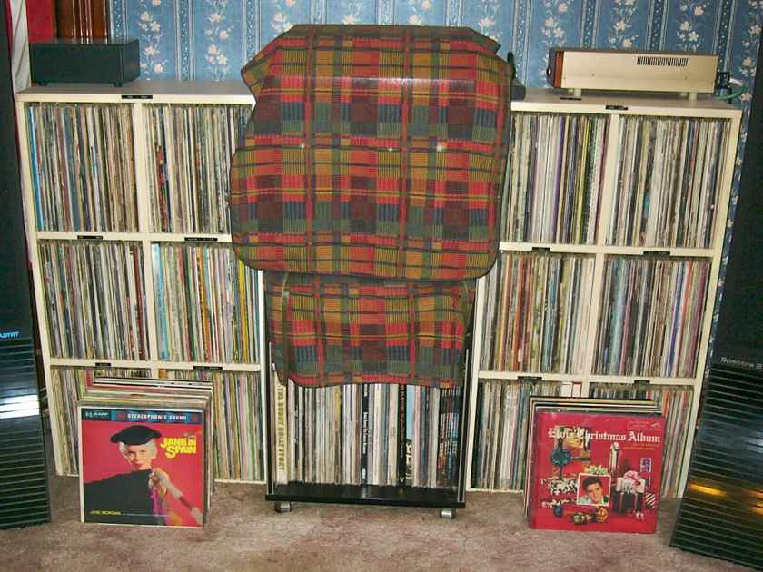 LP COLLECTION -- approx 10,000 ALBUMS-- -  from record collector -   AMONG FINEST IN THE WORLD