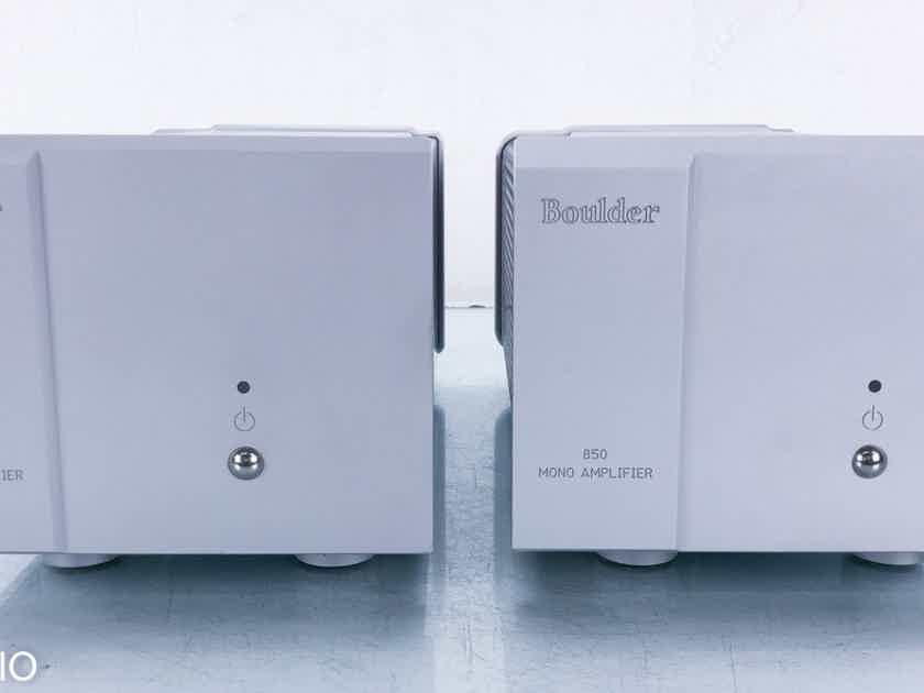 Boulder 850 Balanced Mono Power Amplifier Pair (14625)