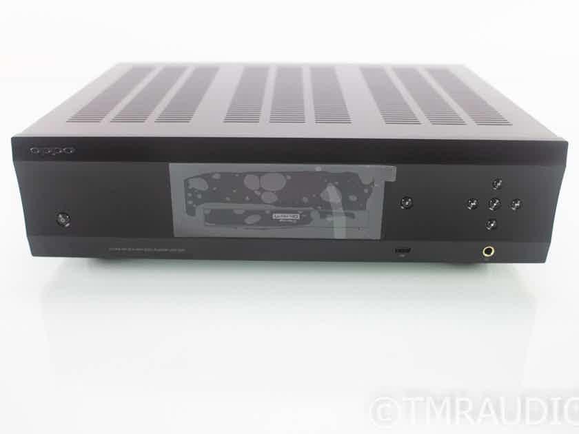 Oppo UDP-205 4K UHD Universal Blu-Ray Player; UDP205; DSD (18660)