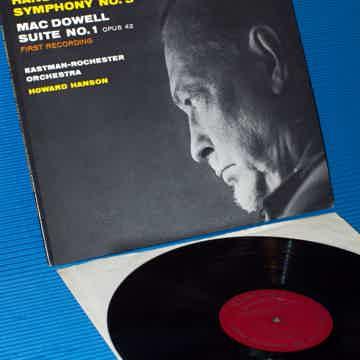 "HANSON / Hanson  - ""Symphony No. 3"" -  Mercury Living P..."