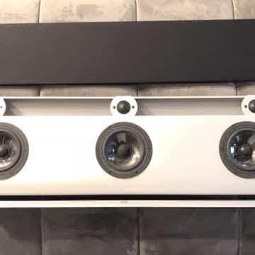 Trio On-Wall Loudspeaker / Soundbar