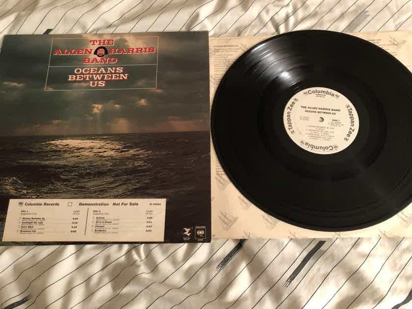 The Allen Harris Band Oceans Between Us
