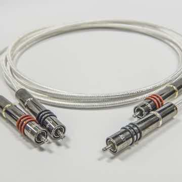 High Fidelity Cables CT-1 RCA Interconnects