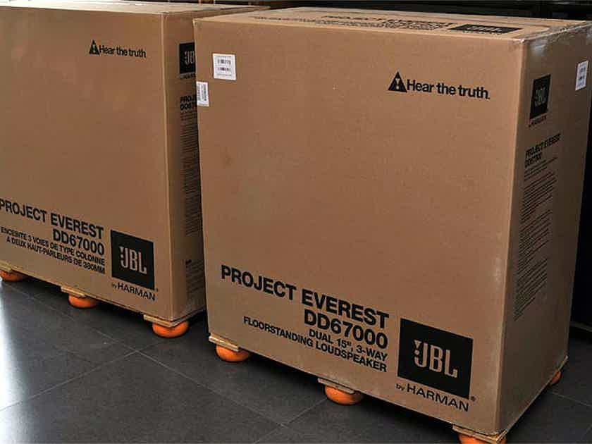 JBL Everest DD67000 NEW IN BOX! FREE SHIPPING!