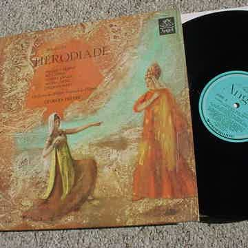 lp record Georges Pretre monophonic Angel