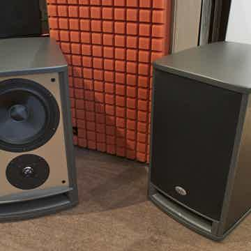 PSB  M2 Monitors with Stands