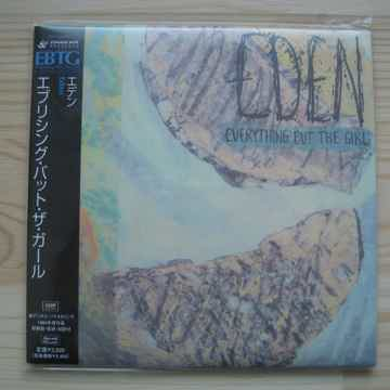 Everything But the Girl - Eden Japan mini-lp
