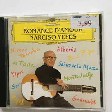 Romance D'Amour deutsche Grammophon 1989