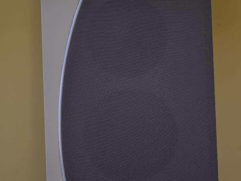 Eggleston Works Katherine On Wall Speaker Silver (pair)