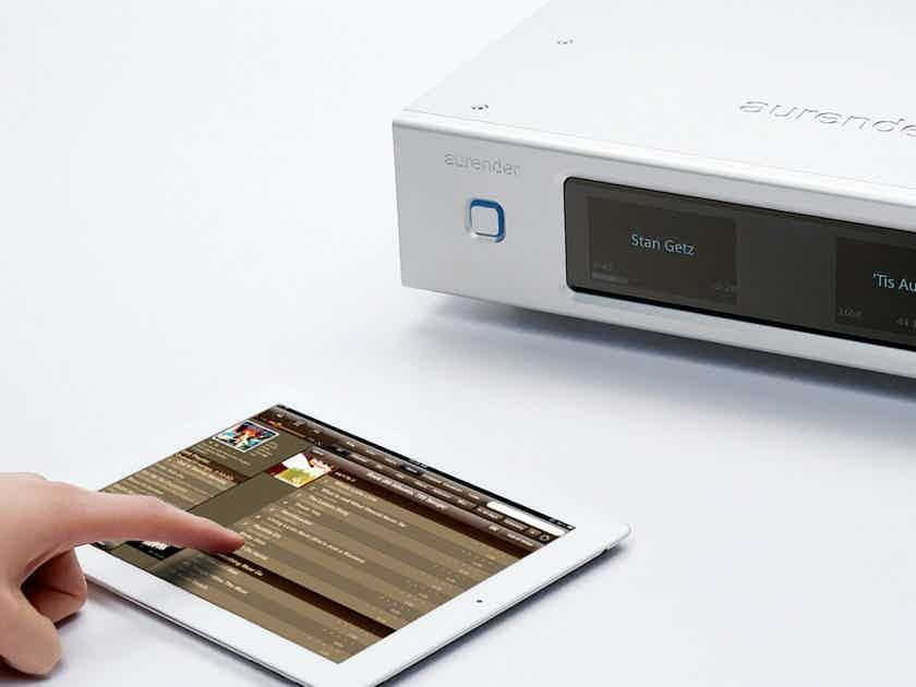 Aurender W20 MQA Reference Music Player - Trades Welcomed
