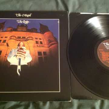 The O Band The Knife United Artists Records U.K. LP