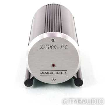 Musical Fidelity X-10D Tube Buffer Output Stage