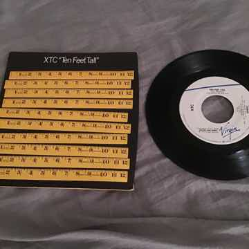 XTC Ten Feet Tall