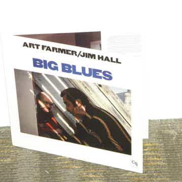 "Art Farmer/Jim Hall - ""Big Blues"" CTI 7083 Gatefold pri..."