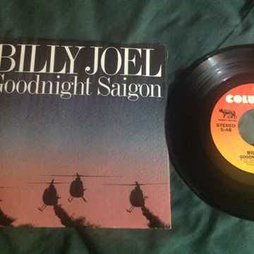 Billy Joel - Goodnight  Saigon/A Room Of Our Own Columb...