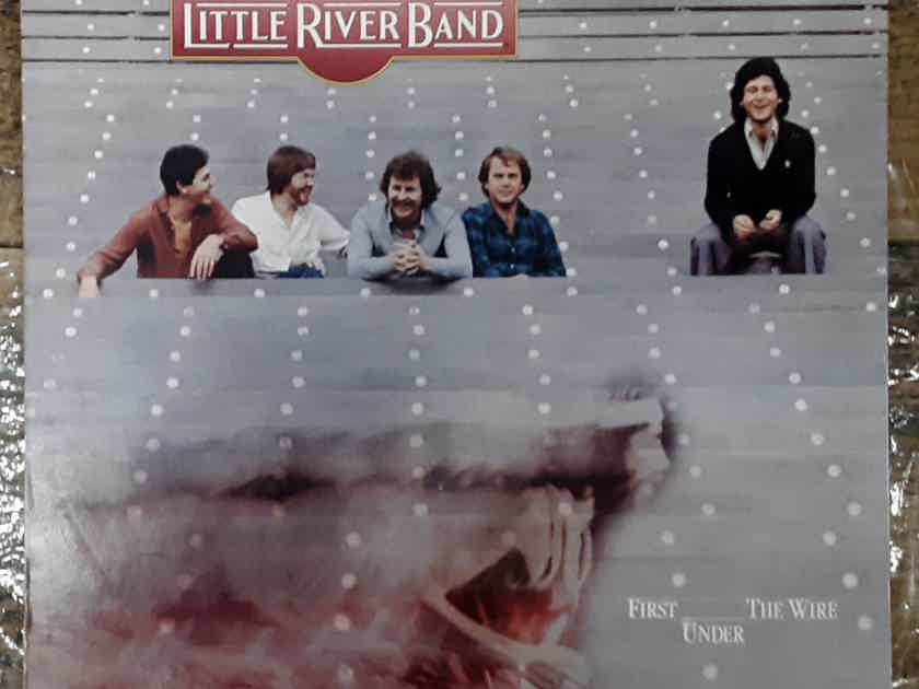 Little River Band - First Under The Wire 1979 NM Vinyl LP Capitol Records SOO-11954