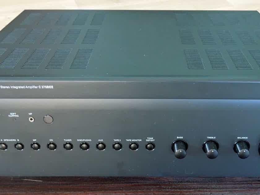 NAD C 375BEE Amplifier W/PP 375 Phono, MDC DAC 2.0