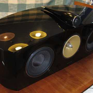 B&W (Bowers & Wilkins) HTM2D2 Center speaker