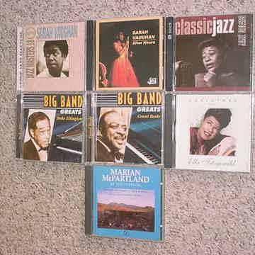 McPartland at the festival jazz greats various
