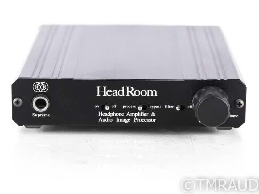 HeadRoom Supreme Headphone Amplifier; Battery Powered (20757)