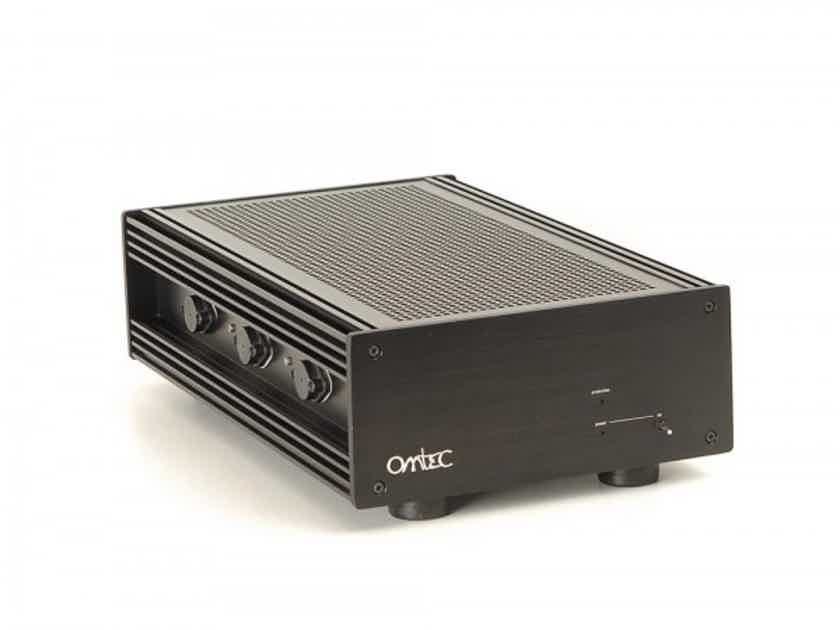 Omtec Audio CA-25 Monoblock power amps class A or A/B switchable