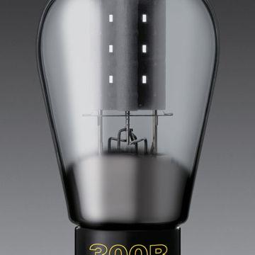 Ultra-Rare TAKATSUKI TA-300B  Triode Power Tubes: Matched Pair;