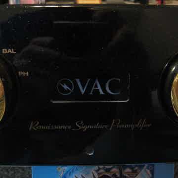 VAC Signature MkII SE