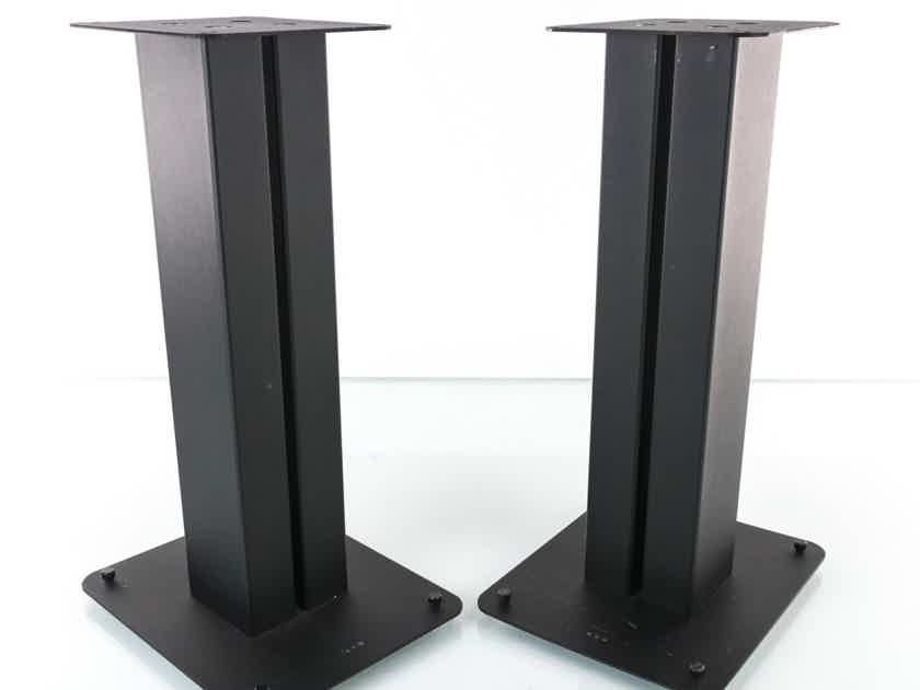 "B&W STAV20 20"" Speaker Stands; STAV-20; Pair; For 601/602 S3 Speakers (19718)"