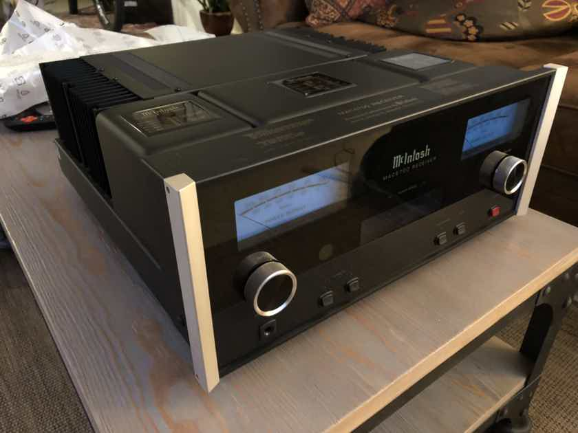 McIntosh MAC6700 Stereo Receiver - SWEET!