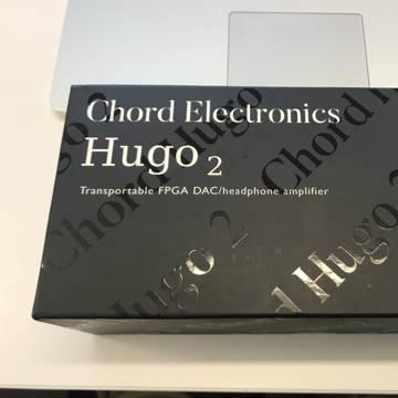 Chord Electronics Ltd. HUGO2