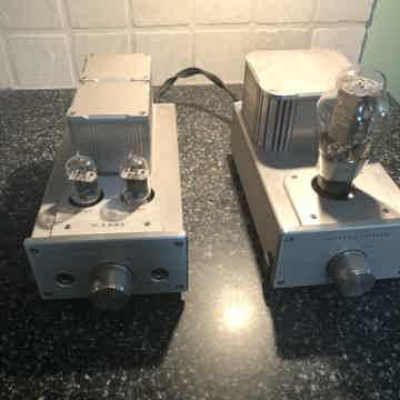 Woo Audio WA6SE all tube design headphone amplifier wi...
