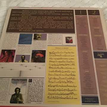 Horizon Records Promo Sampler LP NM Vinyl Charlie Haden...